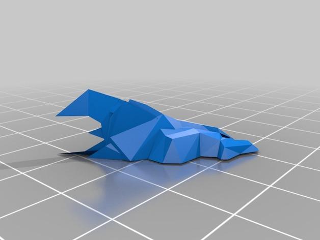 异形虫王 3D模型  图12