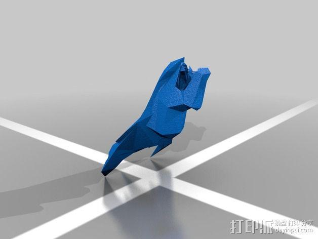 异形虫王 3D模型  图14