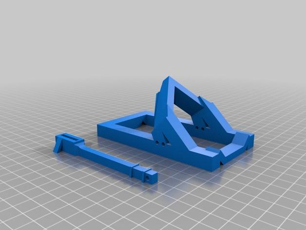 迷你钱币弹射器模型 3D模型  图4