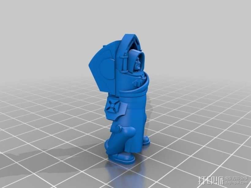 暗黑使者军团模型 3D模型  图7