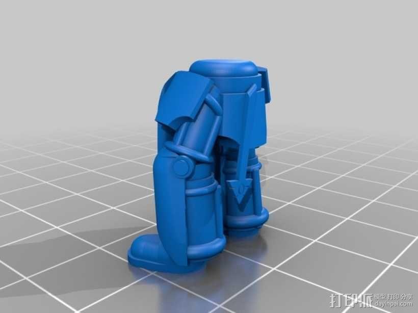 暗黑使者军团模型 3D模型  图8