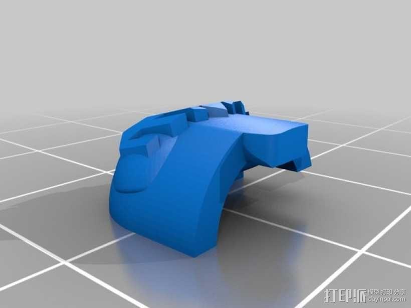 暗黑使者军团模型 3D模型  图9