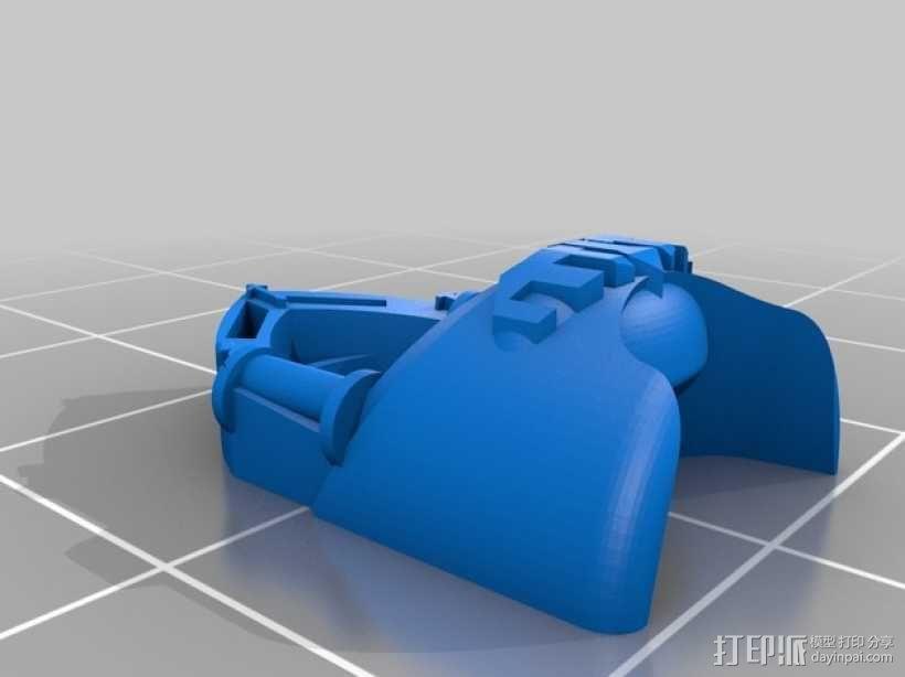 暗黑使者军团模型 3D模型  图13