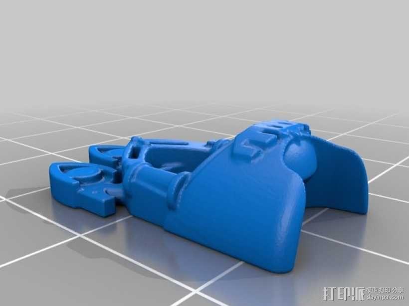 暗黑使者军团模型 3D模型  图12