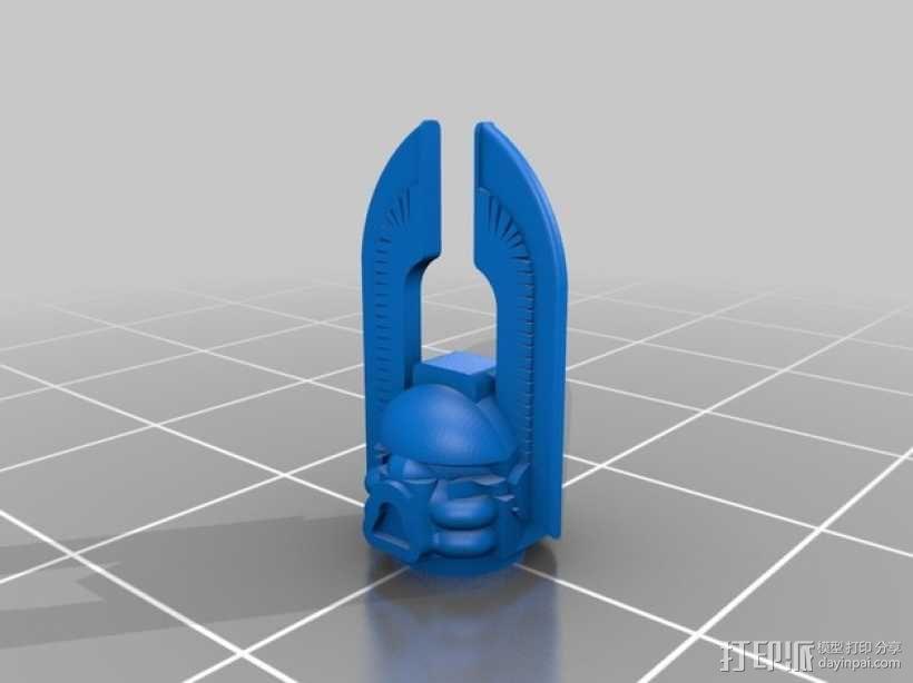 暗黑使者军团模型 3D模型  图15