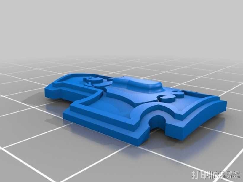 暗黑使者军团模型 3D模型  图18