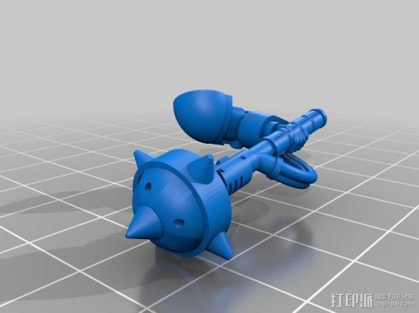 暗黑使者军团模型 3D模型  图19