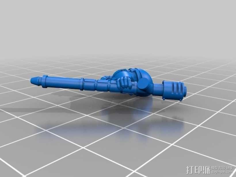 暗黑使者军团模型 3D模型  图20