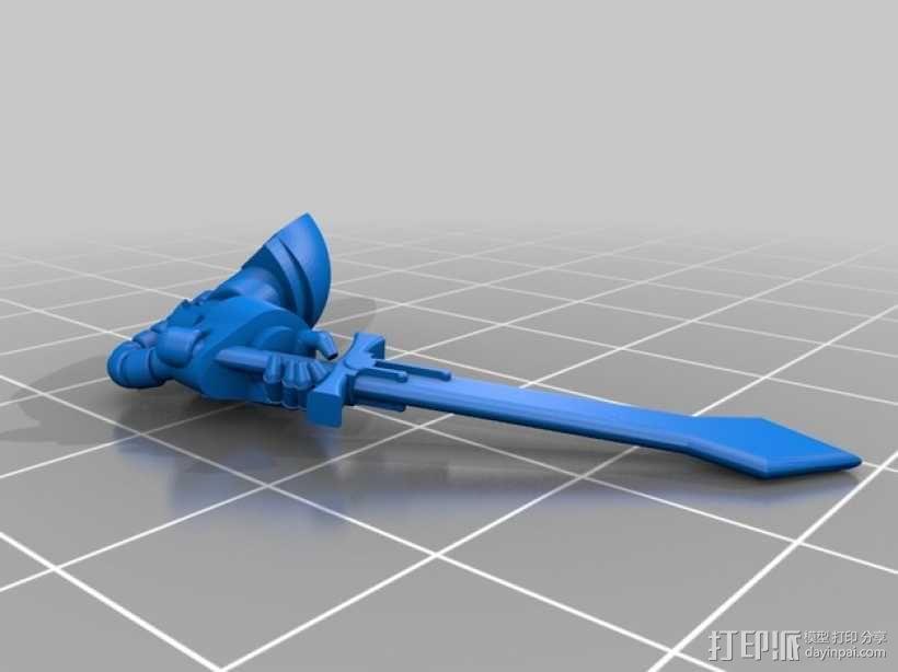 暗黑使者军团模型 3D模型  图22