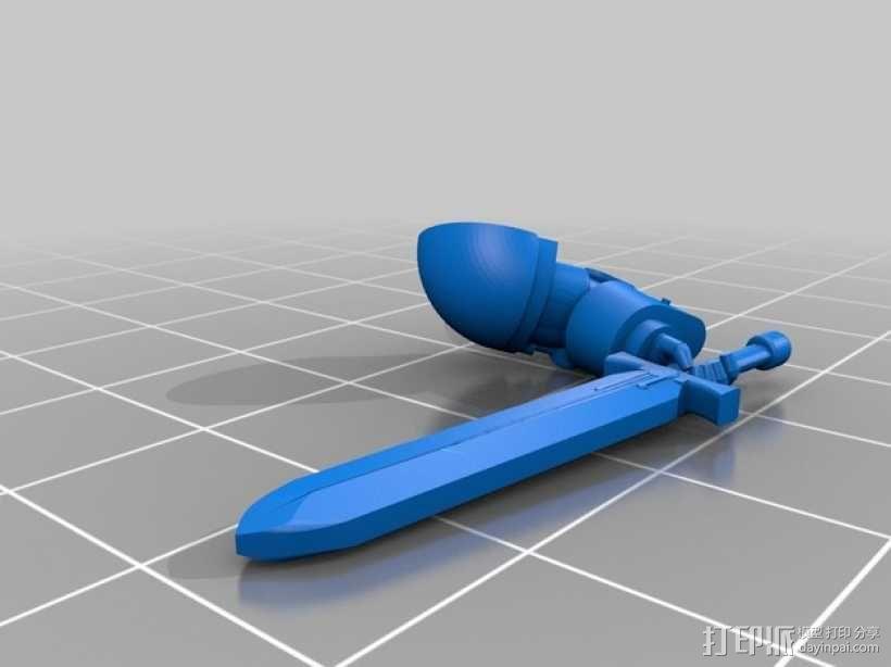 暗黑使者军团模型 3D模型  图23