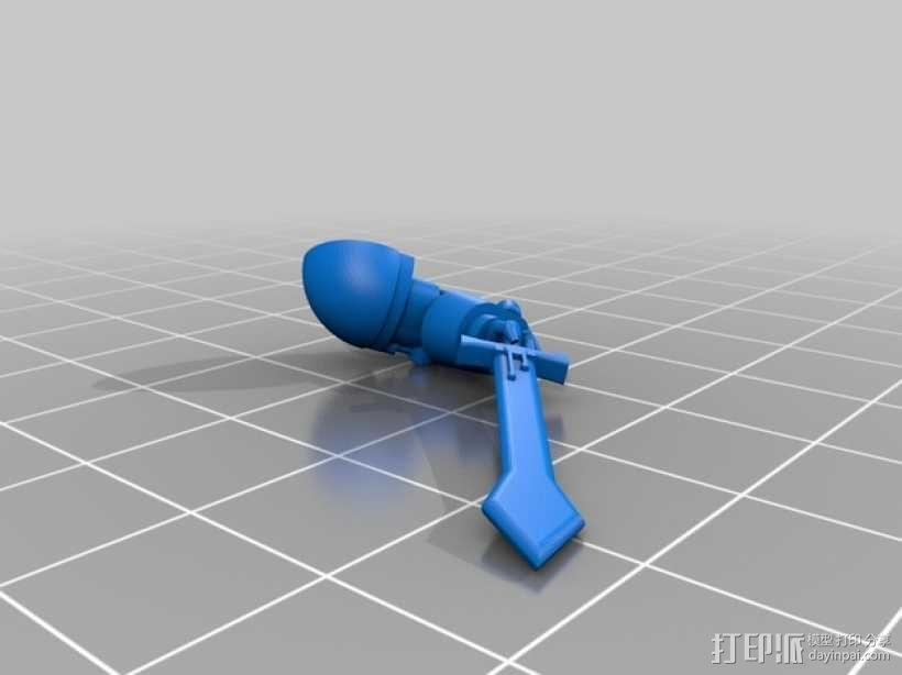暗黑使者军团模型 3D模型  图24