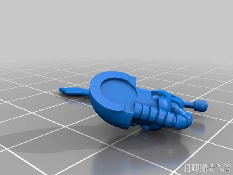 暗黑使者军团模型 3D模型  图26