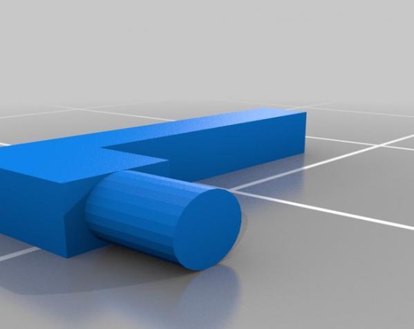 盲袋小马玩具套件 3D模型  图3