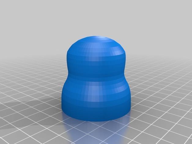 俄罗斯套娃模型 3D模型  图3