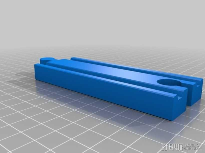Brio玩具火车车轨模型 3D模型  图3