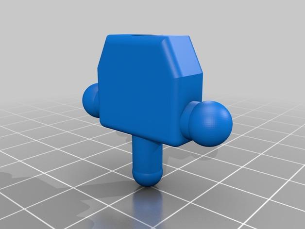 迷你星际战士模型 3D模型  图4