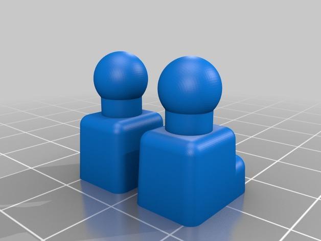 迷你星际战士模型 3D模型  图8
