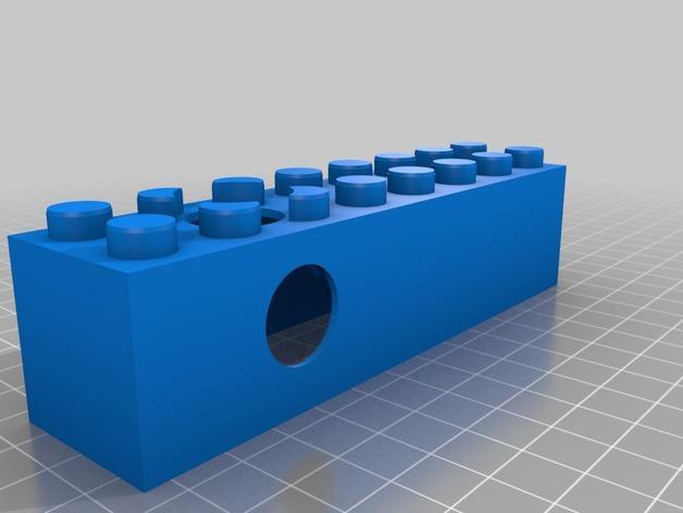 得宝滚珠抽运装置 3D模型  图3
