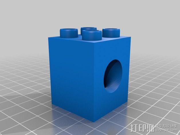 得宝滚珠抽运装置 3D模型  图8