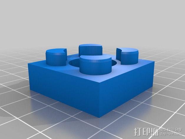 得宝滚珠抽运装置 3D模型  图9