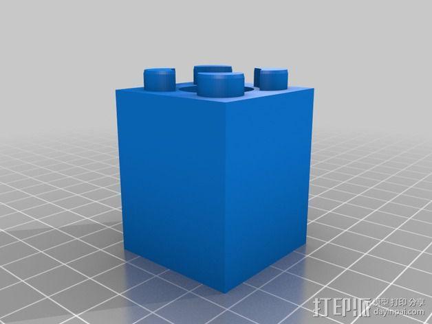 得宝滚珠抽运装置 3D模型  图11