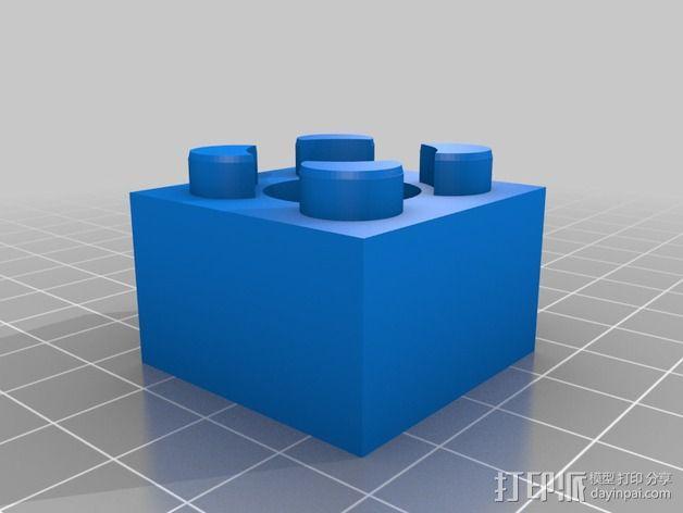 得宝滚珠抽运装置 3D模型  图10