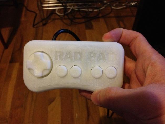 USB总控制器模型 3D模型  图2
