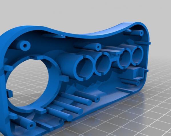 USB总控制器模型 3D模型  图6