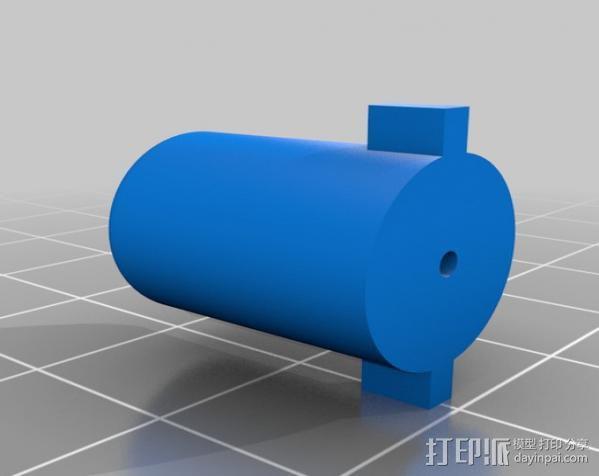 USB总控制器模型 3D模型  图10
