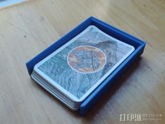 游戏卡卡盒模型 3D模型  图2