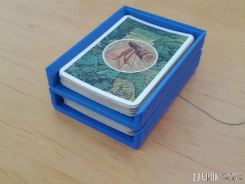 游戏卡卡盒模型 3D模型  图4