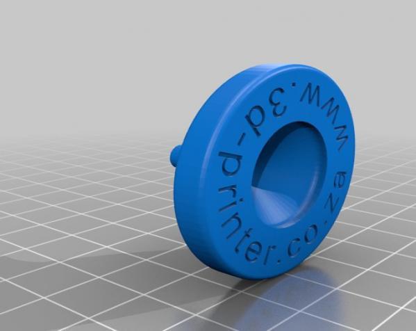 可打印的大脑齿轮模型 3D模型  图2
