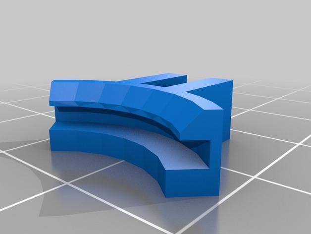 机动化联动装置额外配置 3D模型  图2