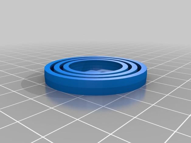 参数化平衡环模型 3D模型  图6