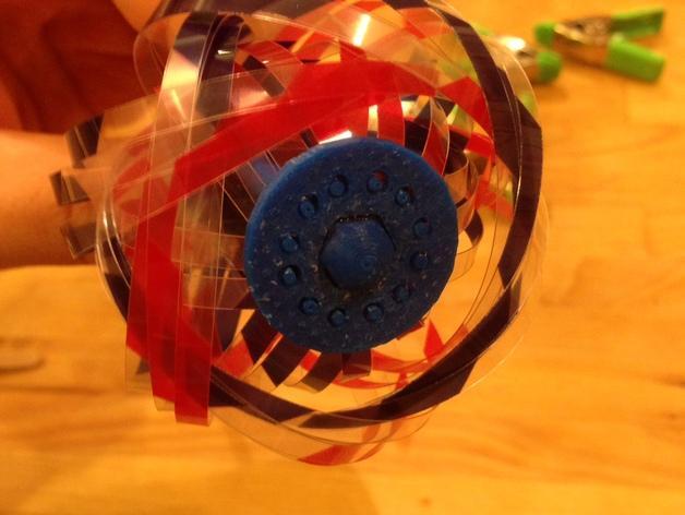 旋涡状迷你魔法棒 3D模型  图8