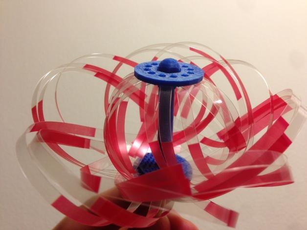 旋涡状迷你魔法棒 3D模型  图15