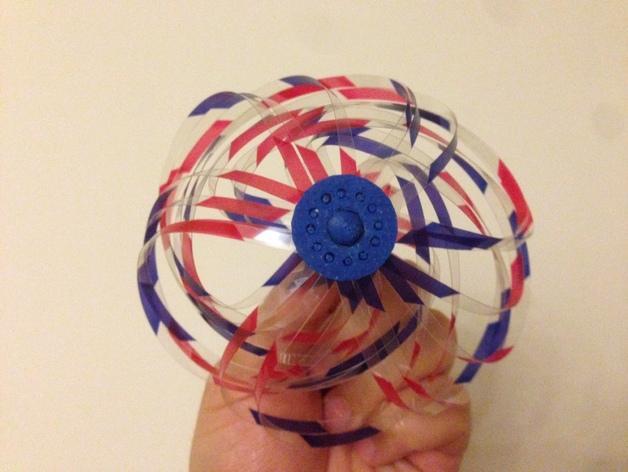 旋涡状迷你魔法棒 3D模型  图17