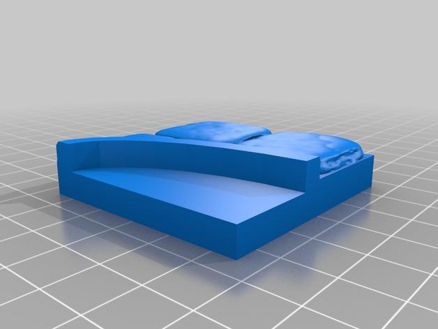 OpenForge迷你水池模型 3D模型  图5