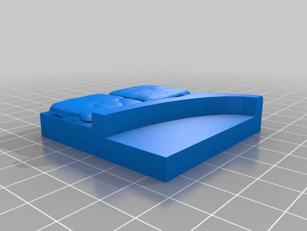 OpenForge迷你水池模型 3D模型  图6