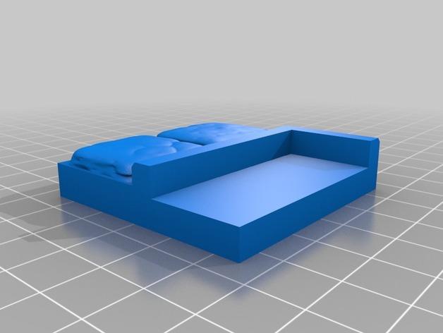 OpenForge迷你水池模型 3D模型  图10
