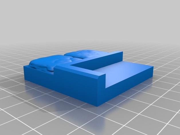 OpenForge迷你水池模型 3D模型  图9