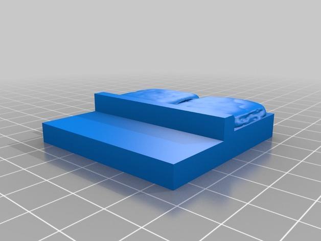 OpenForge迷你水池模型 3D模型  图13