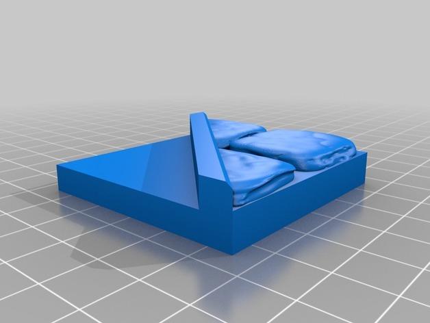 OpenForge迷你水池模型 3D模型  图15