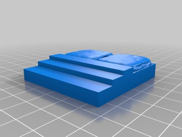 OpenForge迷你水池模型 3D模型  图20