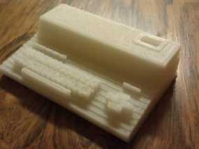 MZ-821迷你电脑 3D模型