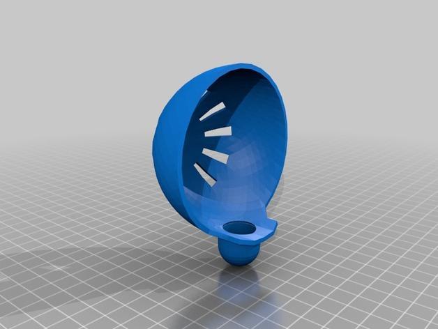 智能小球磁力复原装置make5000 3D模型  图5