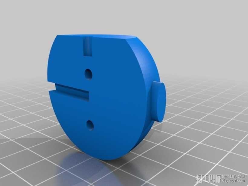 超级玛丽:Bobomb炸弹 3D模型  图7