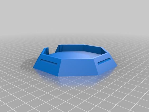 战锤老游戏Epic 40k :沙坑 3D模型  图1