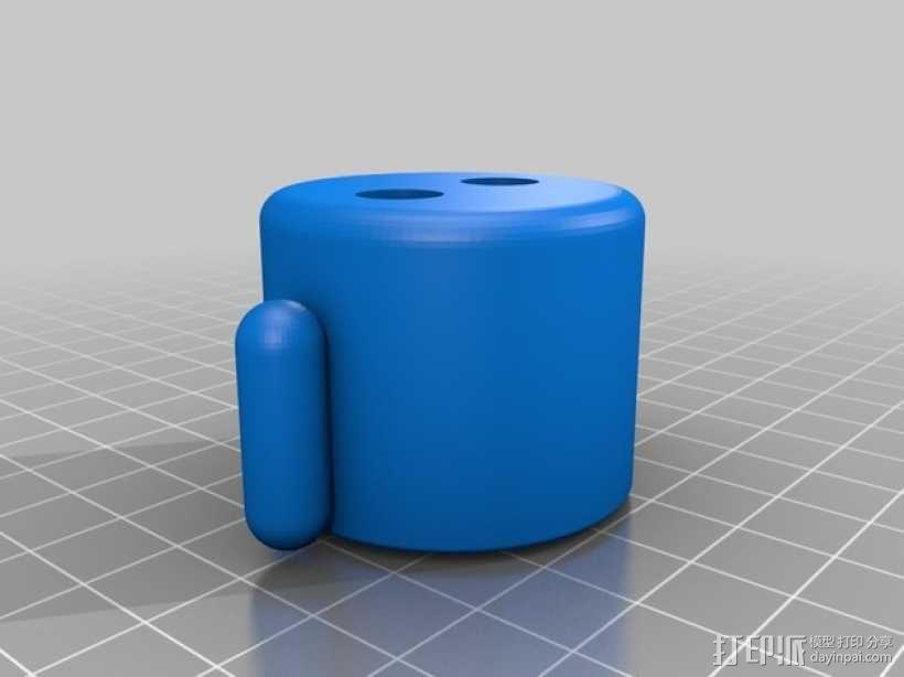 迷你安卓机器人 3D模型  图6