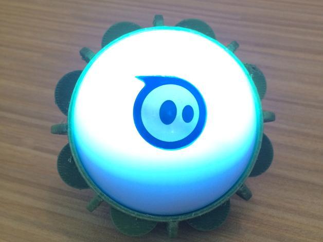 Make5000智能球支撑架 3D模型  图3